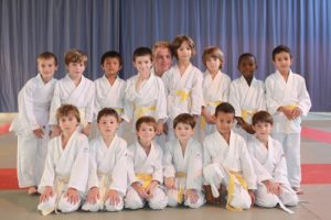 judo 6 ans