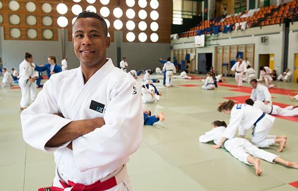 Stage de Judo avec Sergeï ASCHWENDEN